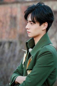 Hu yi tian as Raffy Asian Actors, Korean Actors, China Movie, A Love So Beautiful, Aesthetic People, Chinese Boy, Celebs, Celebrities, Man Crush