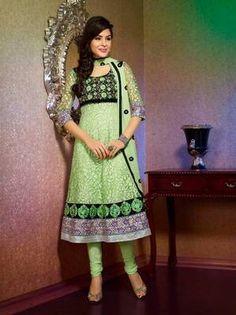 http://www.mirraw.com/designers/fabfiza/designs/net-brasso-parrot-green-zari-work-semi-stitched-anarkali-suit-by-fabfiza-anarkali-salwar-kameez