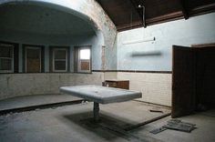 Abandoned Denbigh Asylum