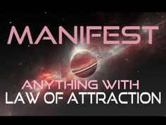 Guided Meditation I Manifest Anything You Desire (Original Version)