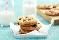 Chocolate Chip Cookie Makeover