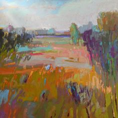 LARGE LANDSCAPES - jane schmidt artworks