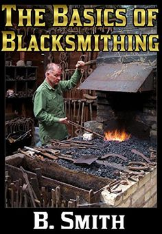 FREE TODAY The Basics of Blacksmithing by B. Smith http://www.amazon.com/dp/B00WOVG818/ref=cm_sw_r_pi_dp_mvJUvb0P0V4JK