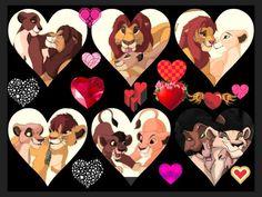 Love. In The Loin King