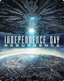 Independence Day: Resurgence [Blu-ray/DVD] [Steelbook] [Only @ Best Buy] [2016], NDEPENDENCE DAY RESURGENCE