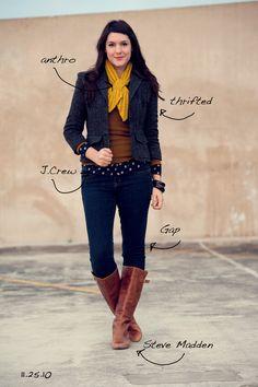 my favorite fashion season is fall...