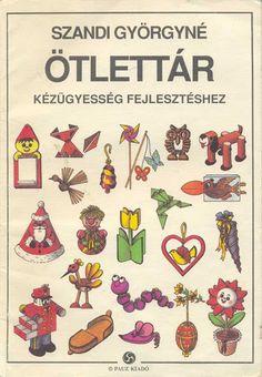 otlettar - szélike - Picasa Webalbumok Techno, Crafts For Kids, Album, Crafty, Education, Comics, School, Creative, Books
