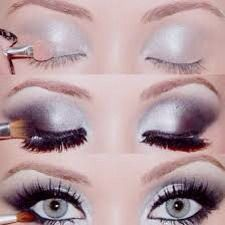 Beautiful Eye Make Up For Green Eyes: Step By Step #Beauty #Trusper #Tip