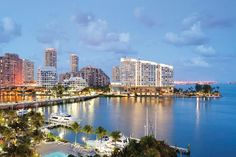 Mandarin Oriental Miami. Love this hotel! The staff are so friendly and the rooms are great