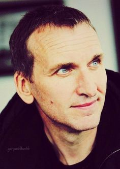 Christopher Eccleston- The 9th Doctor -Doctor Who-