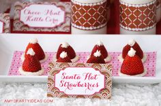 The Party Wagon - Blog - MERRY CHRISTMAS TREATS- GINGERBREAD PARTY