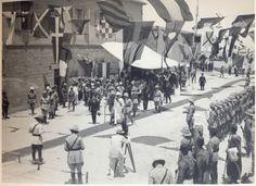 Reception at Jaffa [1/7/1920]