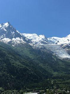 Chamonix in Summertime | Vacances dans les Alpes | France