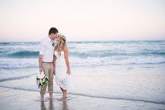 Photography: Bird And Boy Photography - birdandboyphotography.com.au  Read More: http://www.stylemepretty.com/australia-weddings/2015/01/13/elegant-beach-wedding-on-stradbroke-island/