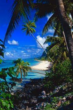 Tropical Beaches, Tahiti, Australia Travel, Vacation Spots, Beautiful Beaches, Beautiful World, Wonders Of The World, Places To See, Scenery