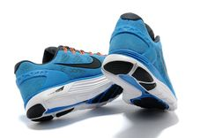 Nike Lunarglide 5 Blue Hero Black AnthraciteTotal Orange 599160400