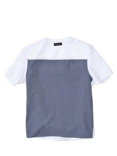 Button Shoulder Pullover Shirt