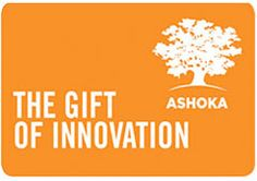 Ashoka - supports women social entrepreneurs around the world