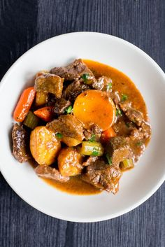 Instant Stew | The Domestic Man