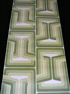 groene anorganische lijnen