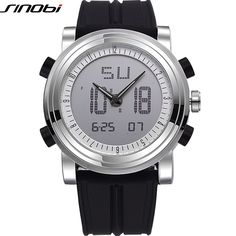 SINOBI Analog Digital Sport Watches For Men Silicone Mens Dual Time Zone Watch Luminous Male Wristwatch Relojes Hombre 2016♦️ B E S T Online Marketplace - SaleVenue ♦️👉🏿 http://www.salevenue.co.uk/products/sinobi-analog-digital-sport-watches-for-men-silicone-mens-dual-time-zone-watch-luminous-male-wristwatch-relojes-hombre-2016/ US $14.66