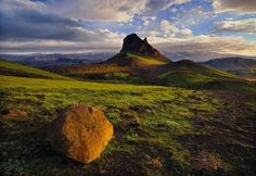 Fantastic Photos Of Iceland's Rugged Landscapes