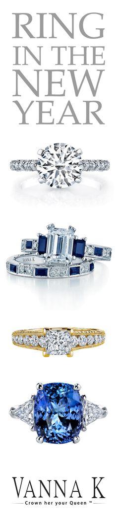 1fbc17767e938 167 Best Vanna K Diamond Rings images in 2016   Rings, Diamond Rings ...