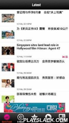 Omy Showbiz  Android App - playslack.com ,  Entertainment gossips on the go! Get your latest Singapore and regional entertainment news, movies and music reviews, celebrities videos, pictures and events updates at your fingertips! Always relevant, always updated, always fun!Content categories:- E-News- Entertainment videos- JK-360- Music News / Music Review / MV Online- Movie News / Movie Review- Events- Celebrity Gallery- Entertainment featuresFor more on the latest news & lifestyle…
