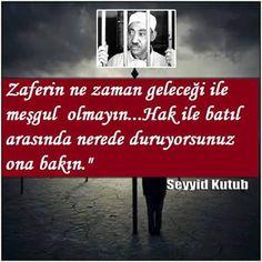 Seyyid Kutup  Zafer