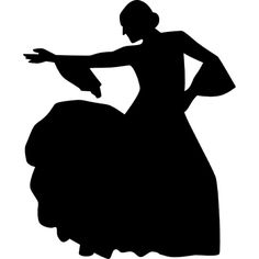 designs for mixed-media artists and crafters. Silhouette Cameo, Person Silhouette, Shadow Silhouette, Black Silhouette, Dance Silhouette, Panda Drawing, Flamenco Dancers, Mixed Media Artists, Bottle Art