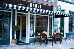 REVIEW - Bistro Baret in Amsterdam + Recept van de chef
