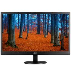 AOC 18,5 E970SWN LCD Monitör Siyah 5ms
