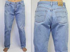 6c874eb3f2 Acid Wash Levis Jeans . Vintage 90s Hipster Jeans Boyfriend Gift ...