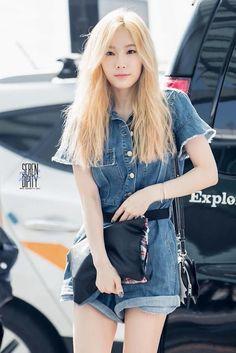 少女時代テヨン*空港カバンの猫ちゃんの名前はシュペット - Taeyeon Candy News ☺ Snsd