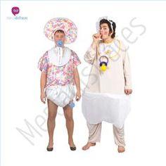 #Disfraces divertidos de #Bebes para grupos #Mercadisfraces tu #tienda de #disfraces online donde podrás comprar tus disfraces #baratos y #originales para tus fiestas de #carnaval y #halloween. Amplio stock en tallas para #grupos y #comparsas.