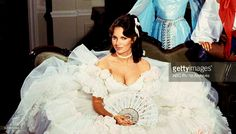 """Jaclyn Smith as a southern belle on the TV show """"Charlie's Angels"""", 1980."""