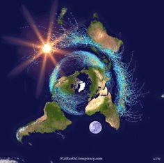 Flache Erde Karte Kaufen.Die 943 Besten Bilder Von Flache Erde In 2019 Flache Erde