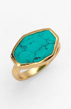Melinda Maria 'Slice' Stone Ring available at #Nordstrom