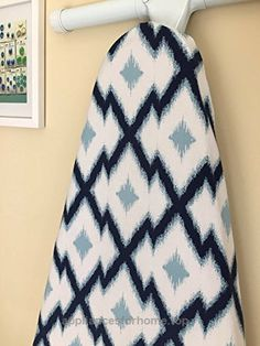 Ironing Board Cover – Aztec Blue and White  Check It Out Now     $24.00    A new ironing board cover is the perfect way to freshen up your laundry room or sewing room! This cover will fit a 15 ..  http://www.appliancesforhome.top/2017/03/18/ironing-board-cover-aztec-blue-and-white/