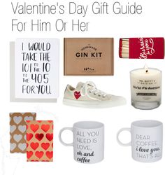 Valentine's Day Gift Guide For Him Or Her