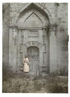 One of the entrances to St Sophia cathedral, Sis/Kozan (Source: Alfred Boissier, En Cappadoce, notes de voyage, Genève, 1897)