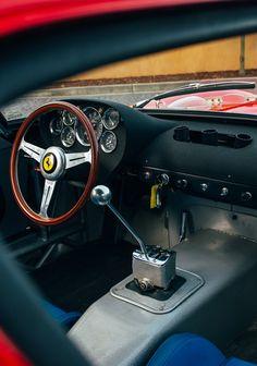 Ferrari GTO gearbox