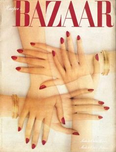 Harper's BAZAAR October 1947