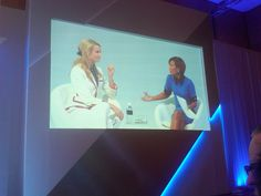 Jen was interviewed in Singapore last week at the Deutsche Bank conference #MissRep