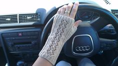 The Knitting Station provides Designer Knitting Patterns and Information Fingerless Gloves, Arm Warmers, Knitting, Fashion, Fingerless Mitts, Moda, Cuffs, Tricot, Fashion Styles