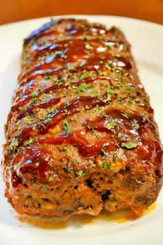 This stuffed meatloaf takes comfort food to the next level. Your family will thank you for this one - especially when they're eating leftovers in sandwiches the next day.