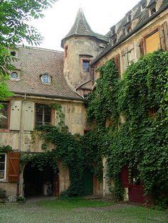 Chateau - Strasbourg, France