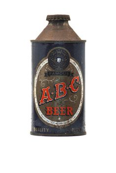 simple yet detailed...ABC Beer