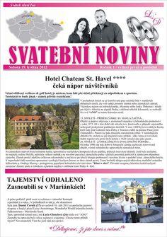 svatební noviny 1