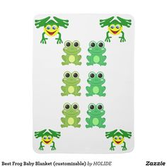 Wrap your bundle of joy in Frog baby blankets from Zazzle! Cozy comfort for little ones in a huge range of designs. Buy a personalized baby blanket now! What Is Digital, Seo Tips, Personalized Baby, Little Ones, Digital Marketing, Blanket, Design, Blankets